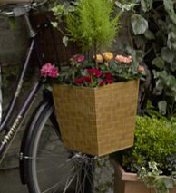 How to make a recycled bike planter