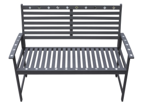 How to customise a gardenbench