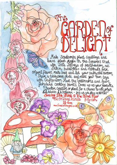 garden of delightA3