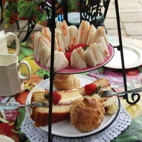 Frugal Friday: How to Have a Budget Tea Party